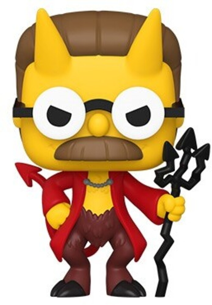 - FUNKO POP! ANIMATION: Simpsons - Devil Flanders