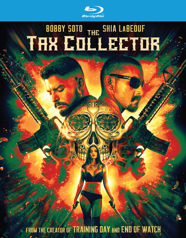 The Tax Collector [Movie] - The Tax Collector