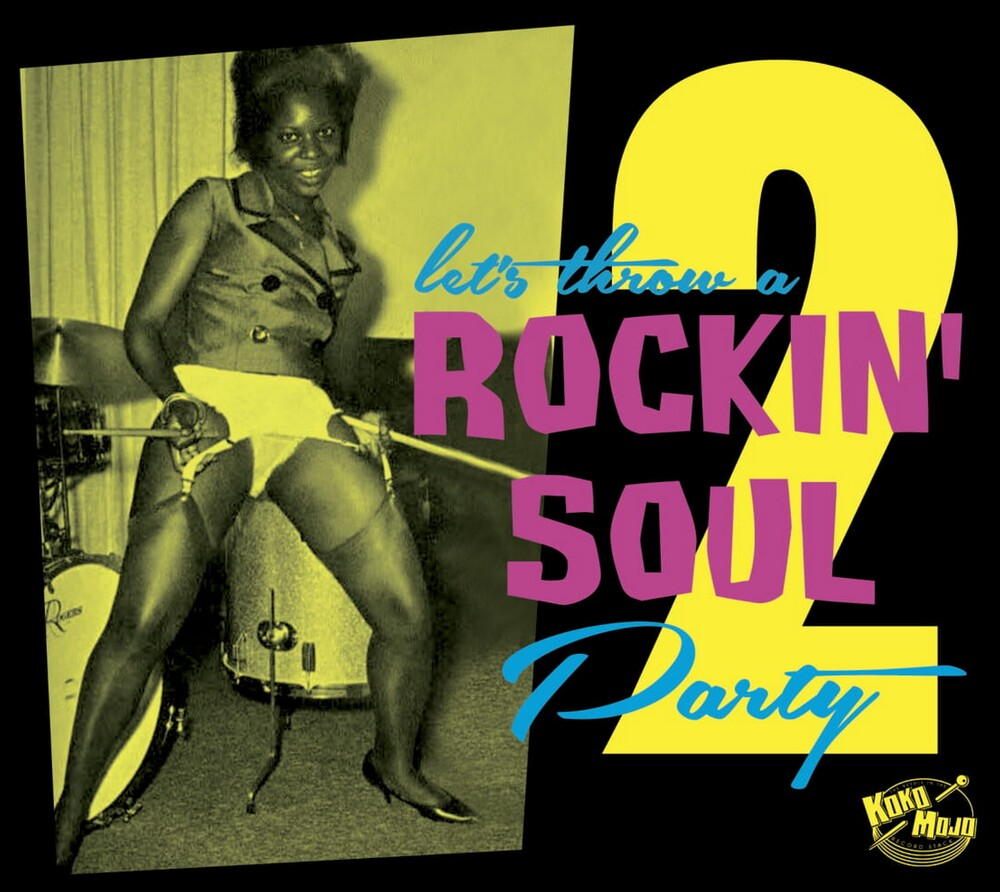 Rockin Soul Party 2 / Various - Rockin Soul Party 2 (Various Artists)