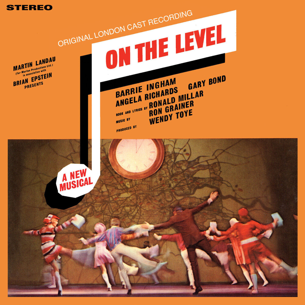 On The Level / OCR - On The Level / O.C.R. (Uk)