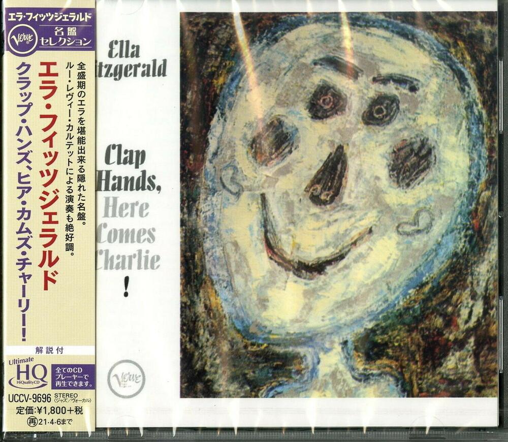 Ella Fitzgerald - Clap Hands Here Comes Charlie (Bonus Track) [Import]