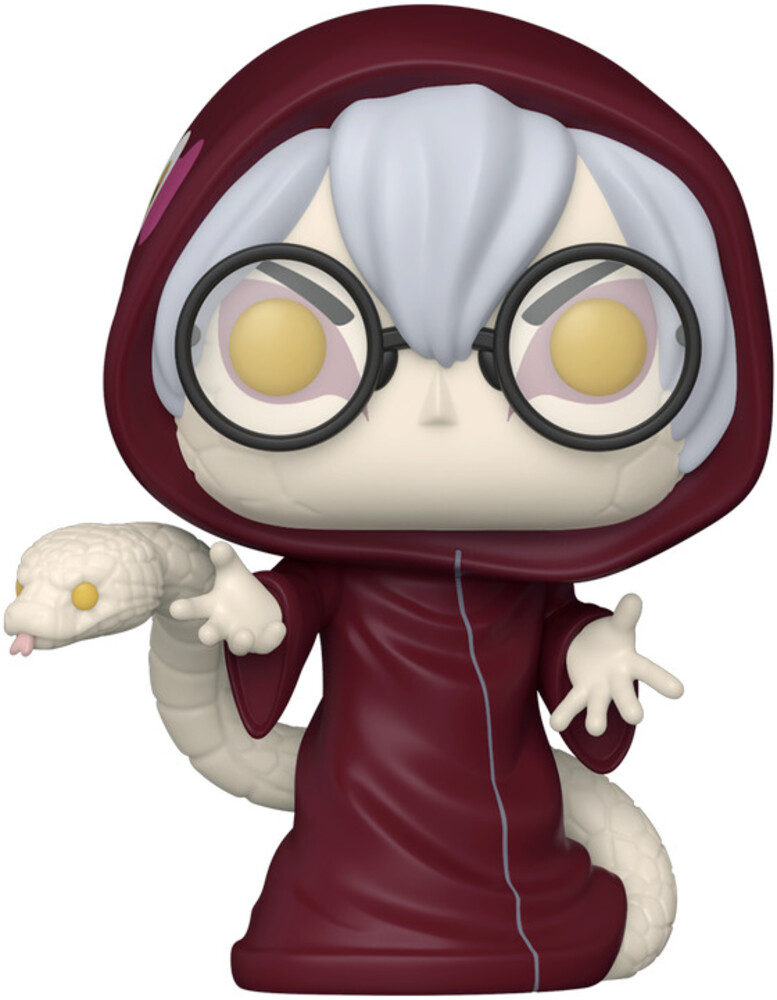 - FUNKO POP! ANIMATION: Naruto- Kabuto Yakushi