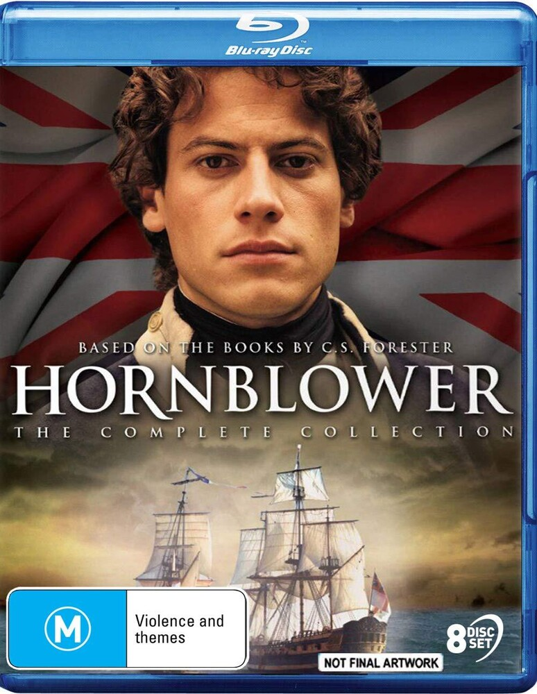 Hornblower: The Complete Collection - Hornblower: The Complete Collection (8pc) / (Aus)