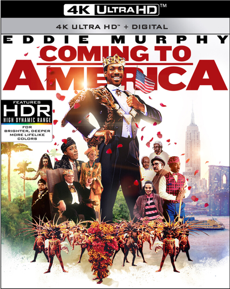 Coming to America - Coming to America