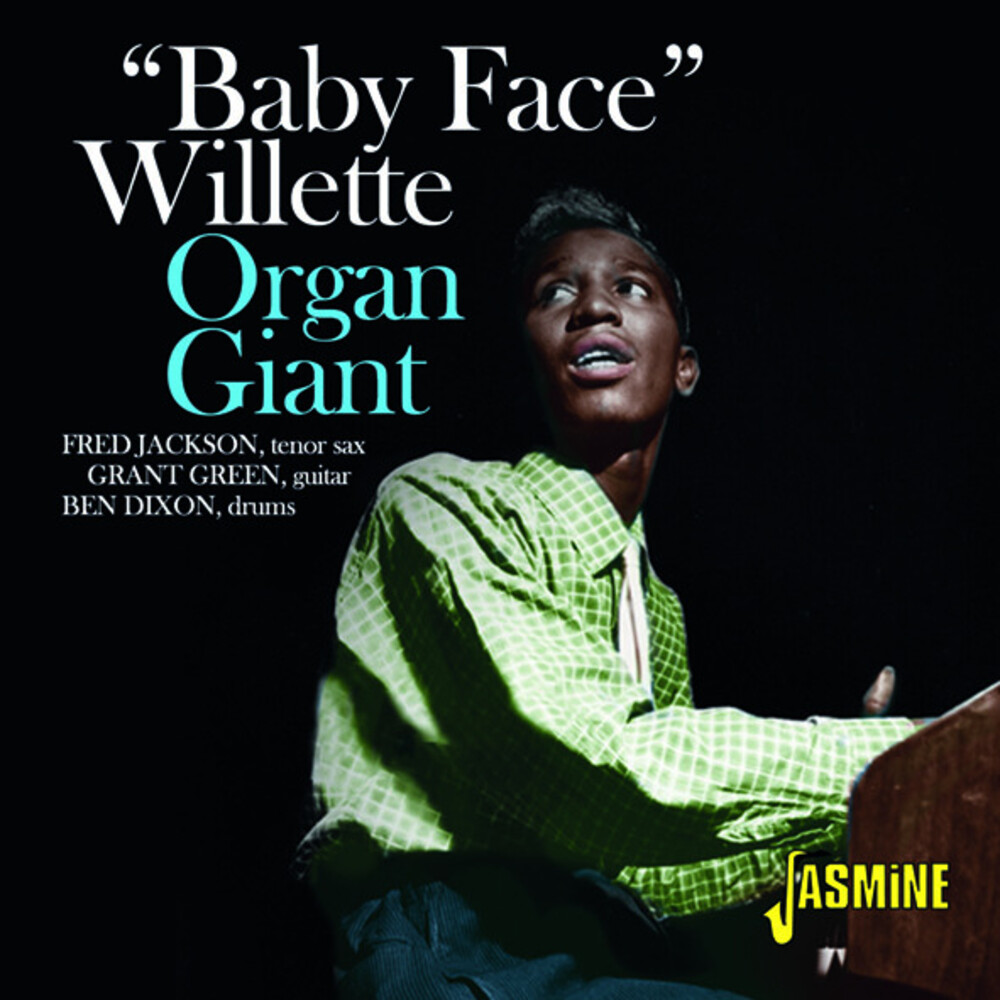 Baby Willette Face - Organ Giant (Uk)