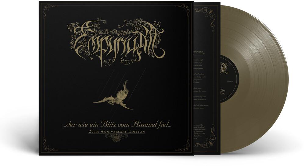 Empyrium - Der Wie Ein Blitz Vom Himmel Fiel (Golden Vinyl)