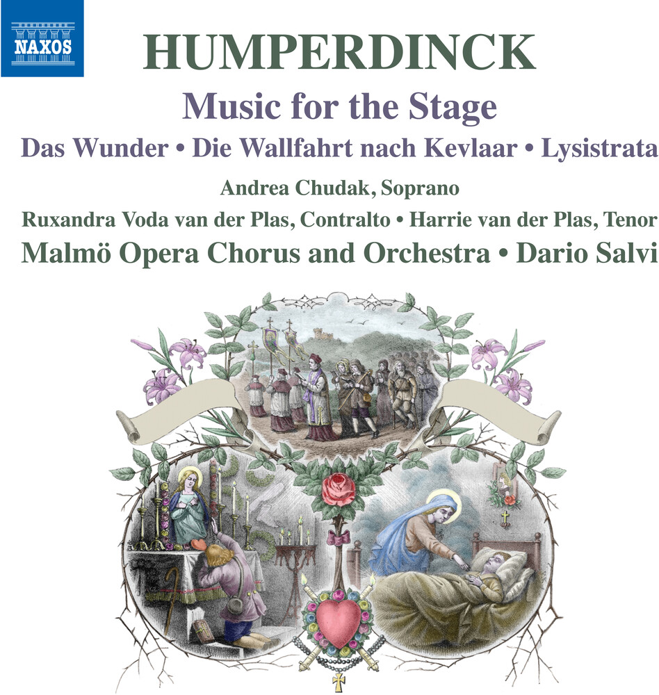 Humperdinck / Malmo Opera Chorus / Salvi - Music For The Stage