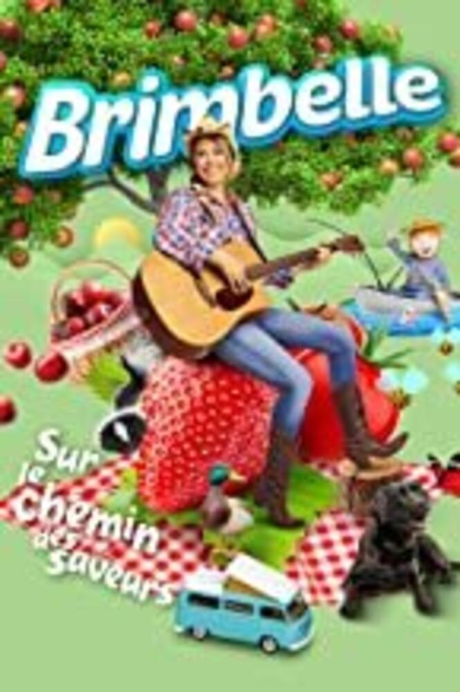 Brimbelle - Brimbelle Sur Le Chemin Des Saveurs (2pc) (W/Cd)