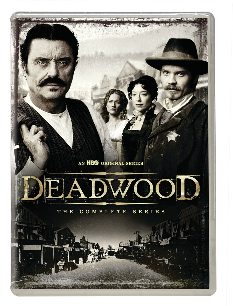 Ashleigh Kizer - Deadwood: The Complete Series