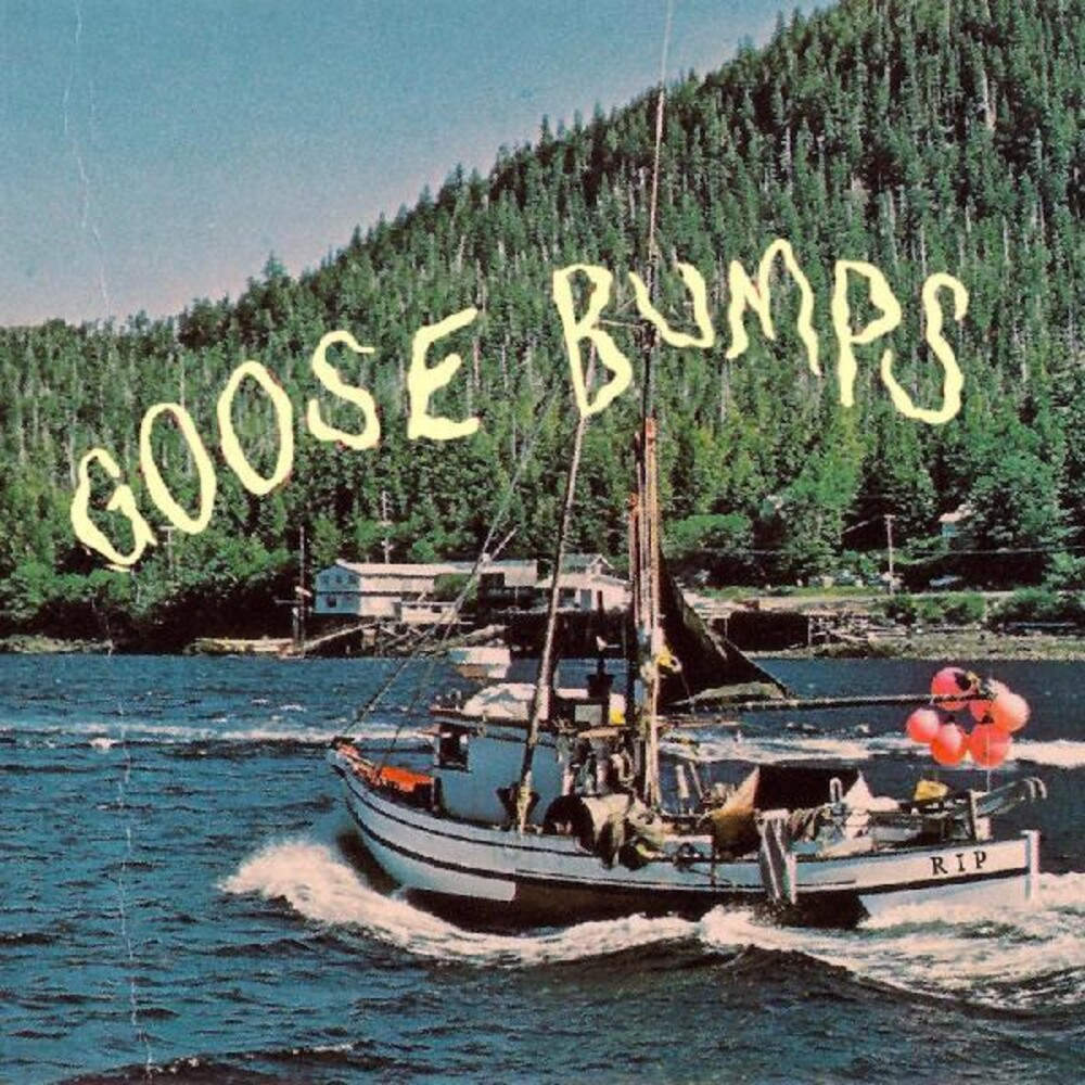 Boyscott - Goose Bumps [Colored Vinyl] (Grn) (Ylw)