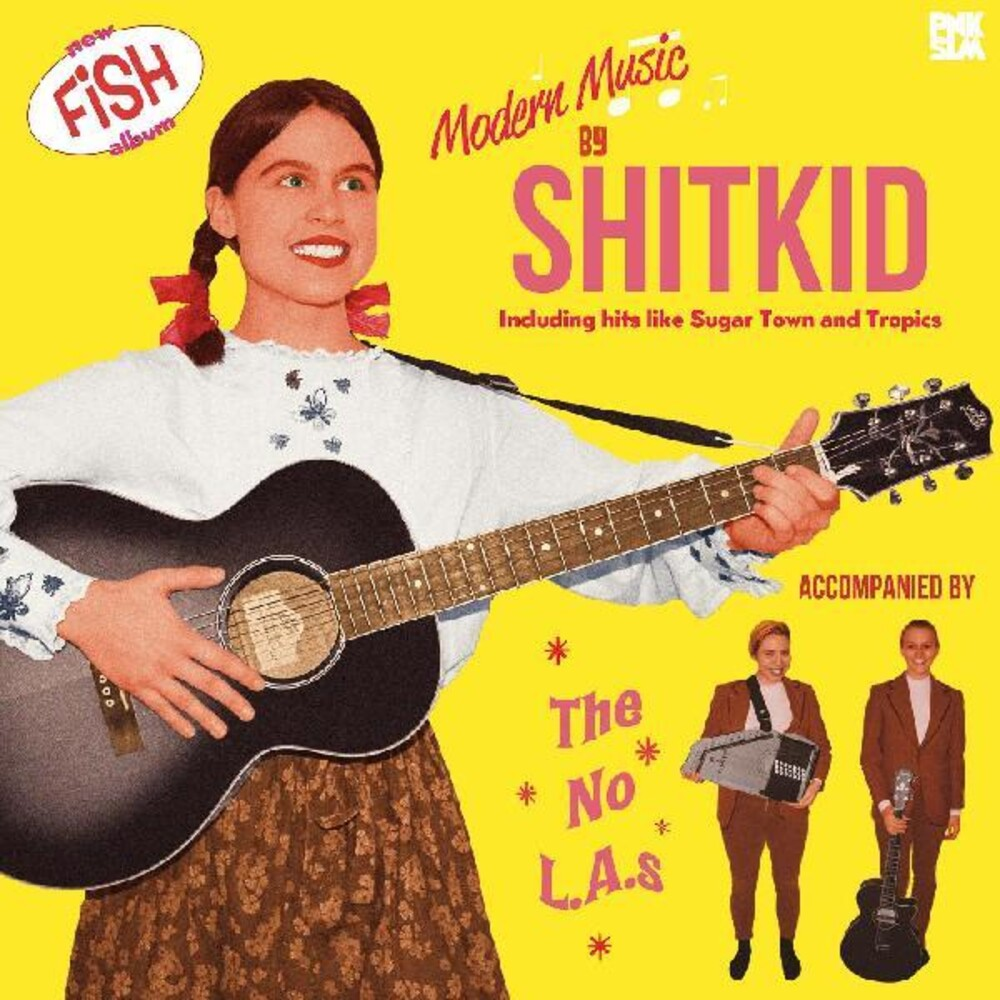 ShitKid - Fish (Bonus Tracks) (Exp)