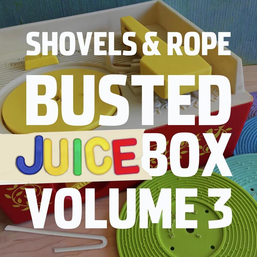 Shovels & Rope - Busted Jukebox Volume 3 [LP]