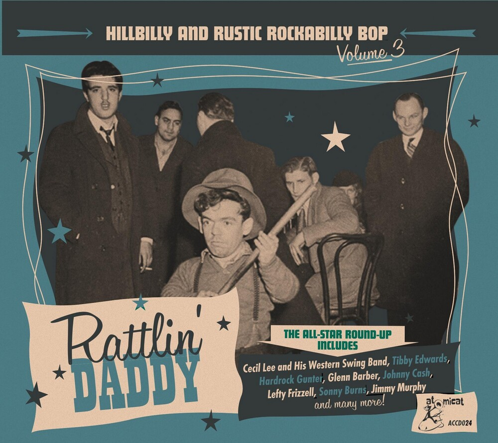 Rattlin Daddy / Various - Rattlin' Daddy (Various Artists)
