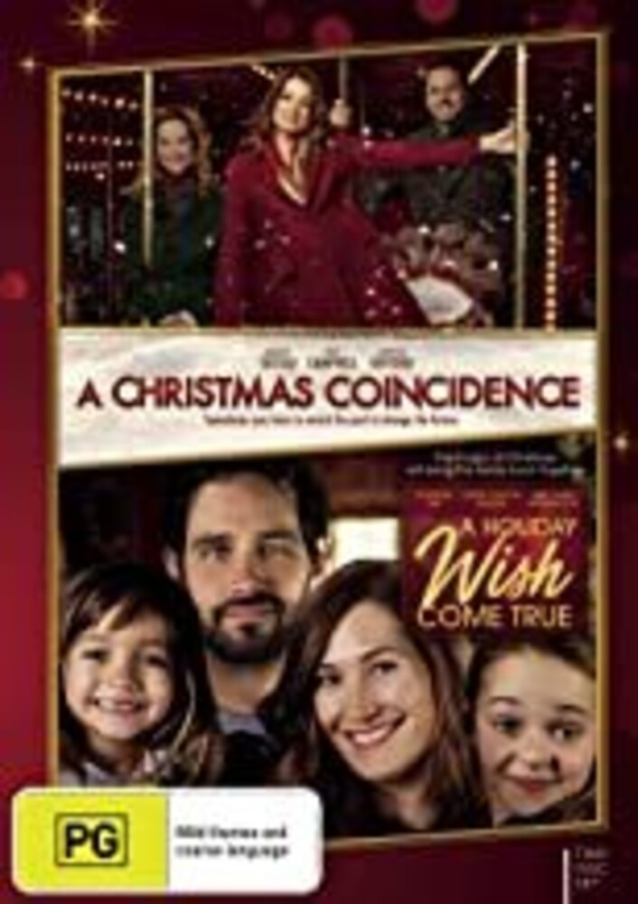 Christmas Coincidence / Holiday Wish Comes True - Christmas Coincidence / Holiday Wish Comes True [NTSC/0]