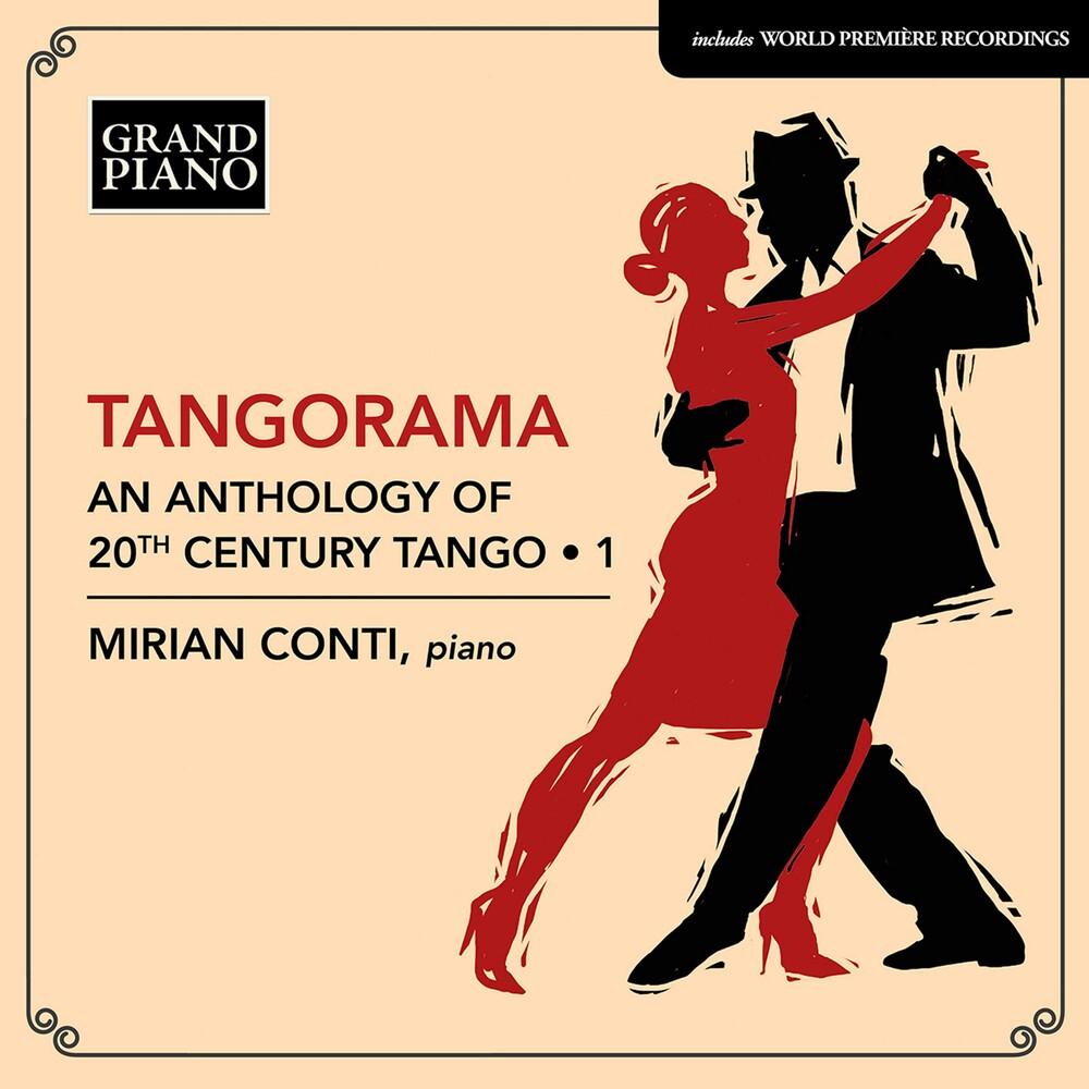 Tangorama 1 / Various - Tangorama 1 / Various