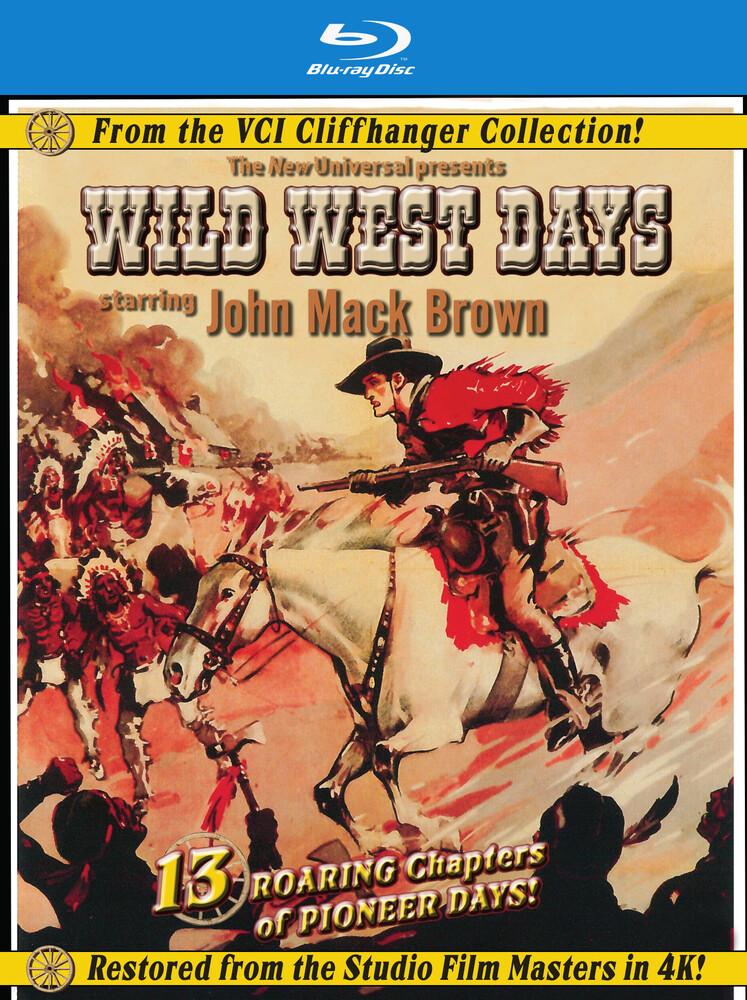 Wild West Days - Wild West Days (2pc) / (4k)