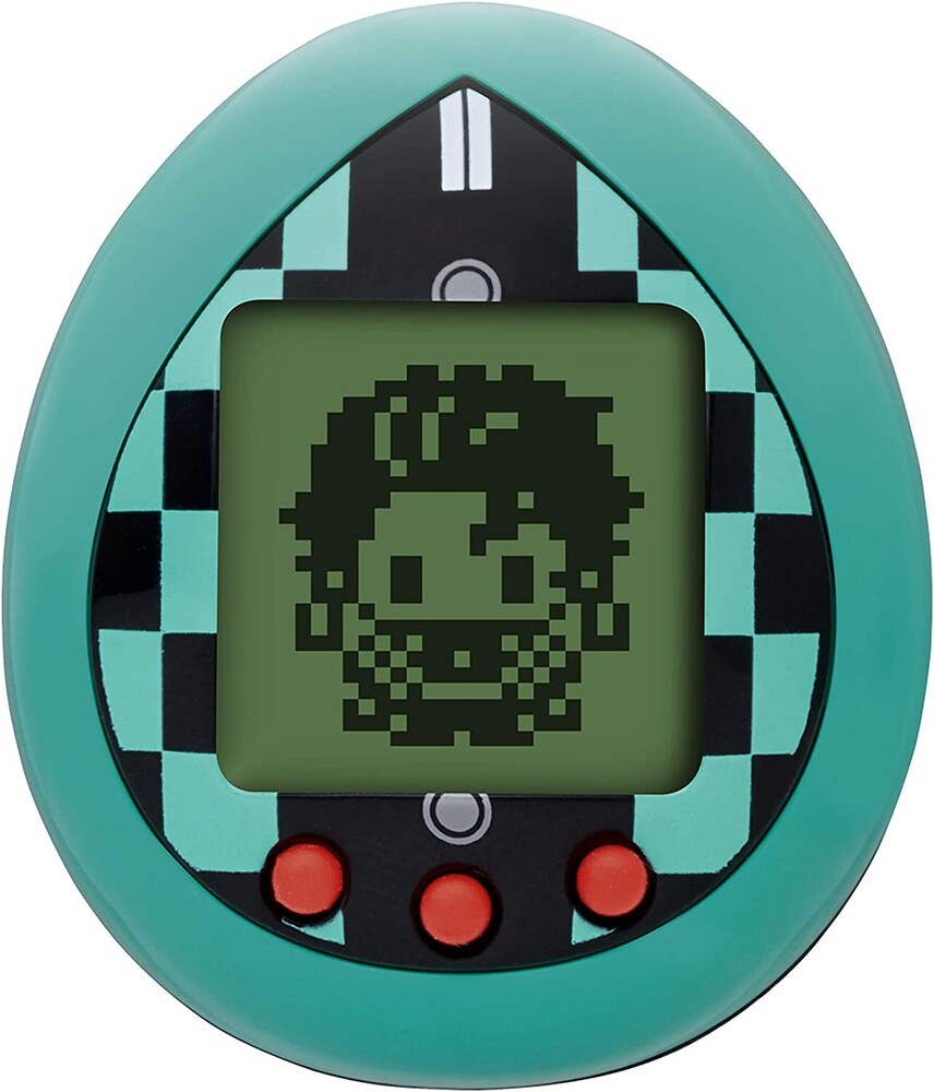 Digimon - Bandai America - Demon Slayer Tamagotchi Tanjirotchi (Japanese Version)