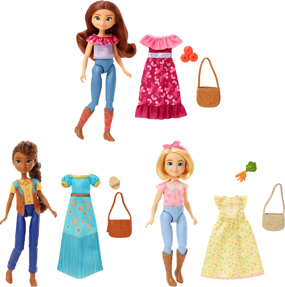 Spirit - Mattel - Spirit Happy Trails Doll and Fashion Assortment