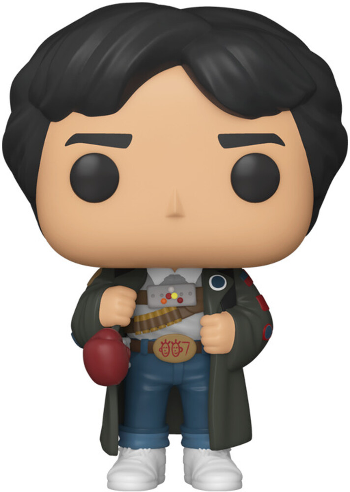 - FUNKO POP! MOVIES: The Goonies- Data w/Glove Punch