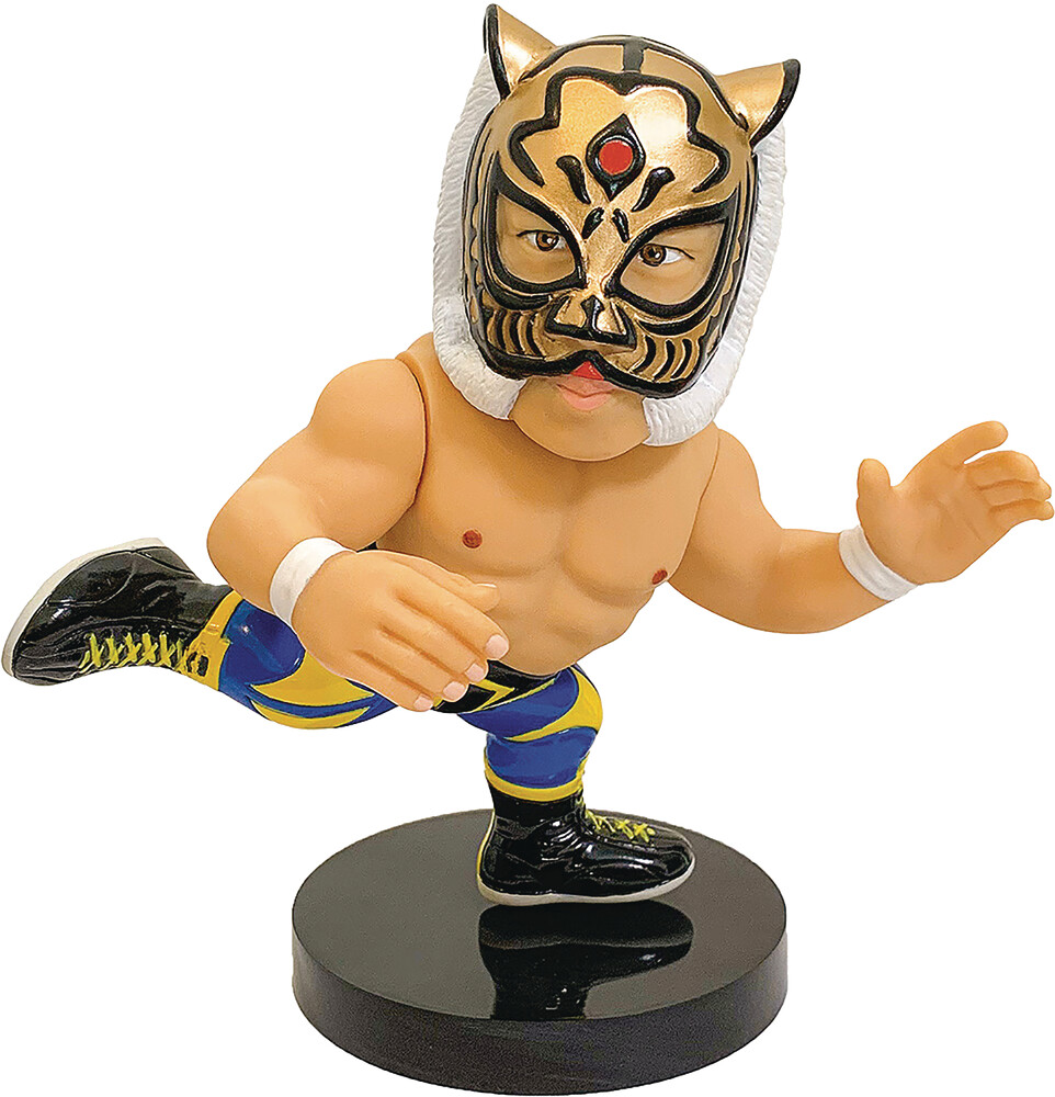 Good Smile Company - Good Smile Company - New Japan Pro Wrestling Satoru Sayama VinylFigure Legend V