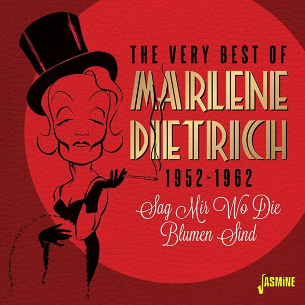 Marlene Dietrich - Very Best Of Marlene Dietrich, 1952-1962 Sag Mir Wo Die Blumen Sind