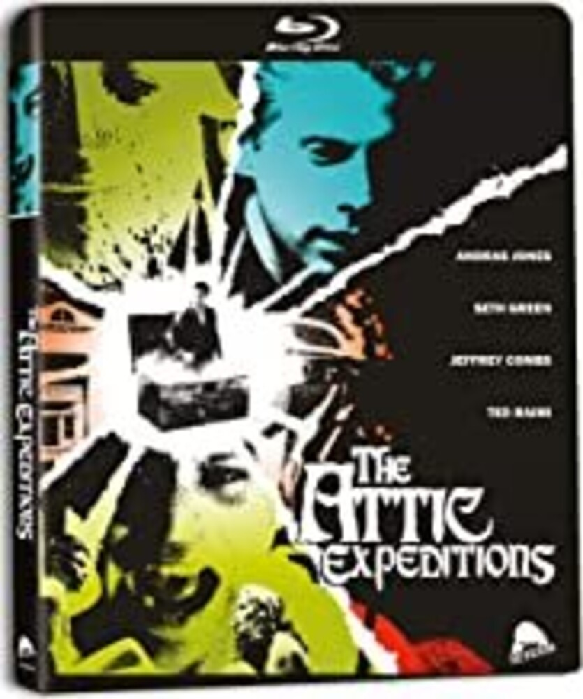 Attic Expeditions - The Attic Expeditions
