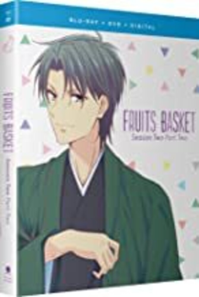 Fruits Basket (2019): Season Two - Part Two - Fruits Basket (2019): Season Two - Part Two (4pc)