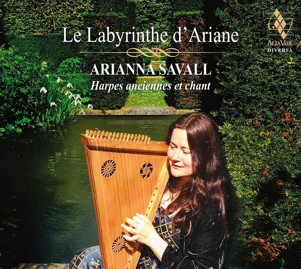 ARIANNA SAVALL - Le Labyrinthe d'Ariane