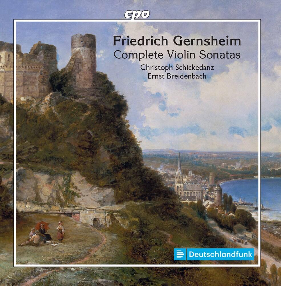 Christoph Schickedanz - Complete Violin Sonatas