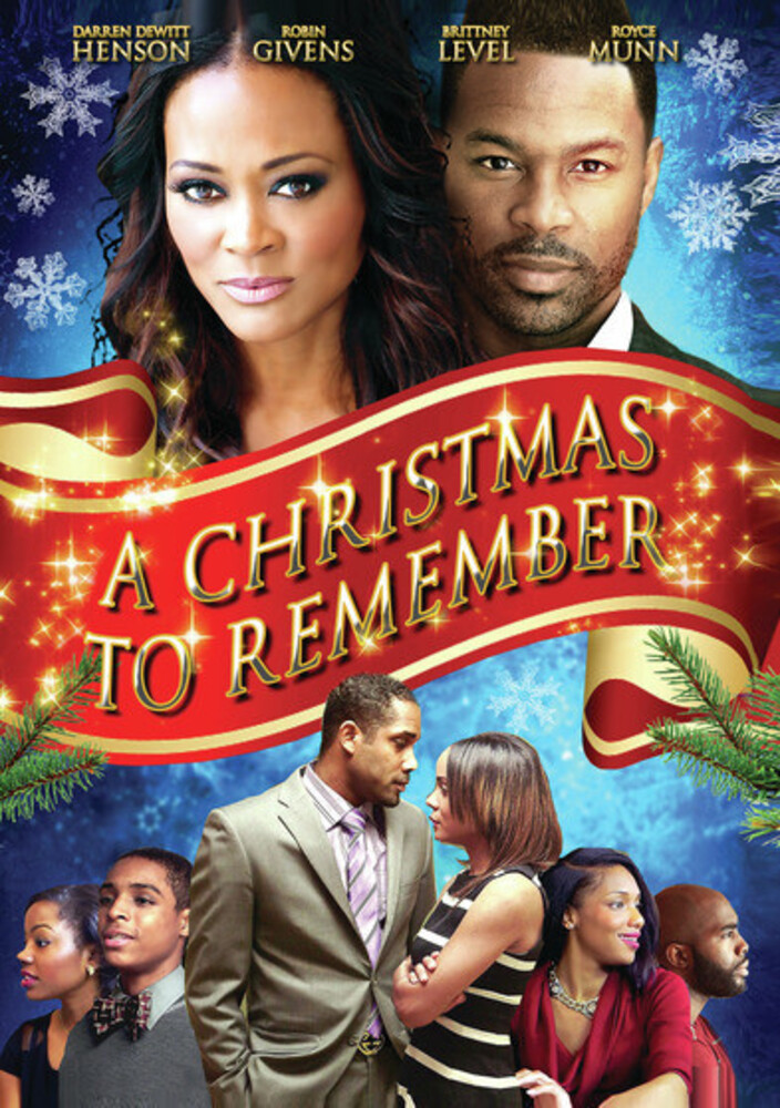 Christmas To Remember - A Christmas To Remember