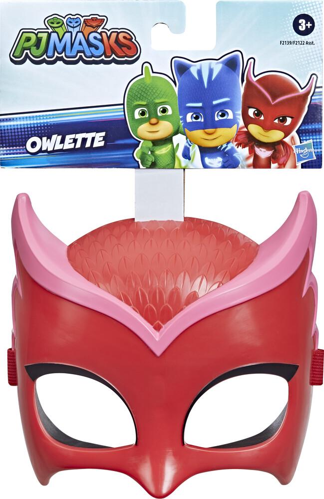Pjm Mask Owlette - Hasbro Collectibles - Pj Masks Tech Racer Owlette