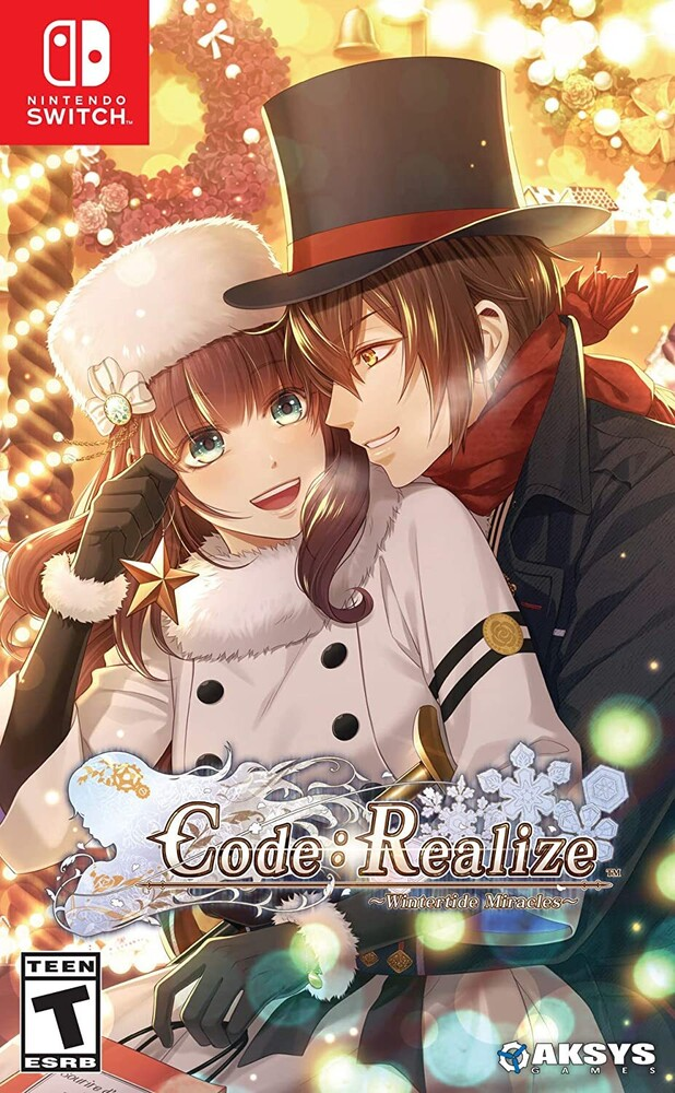 Swi Code: Realize Wintertide Miracles - Code: Realize ~Wintertide Miracles~ for Nintendo Switch