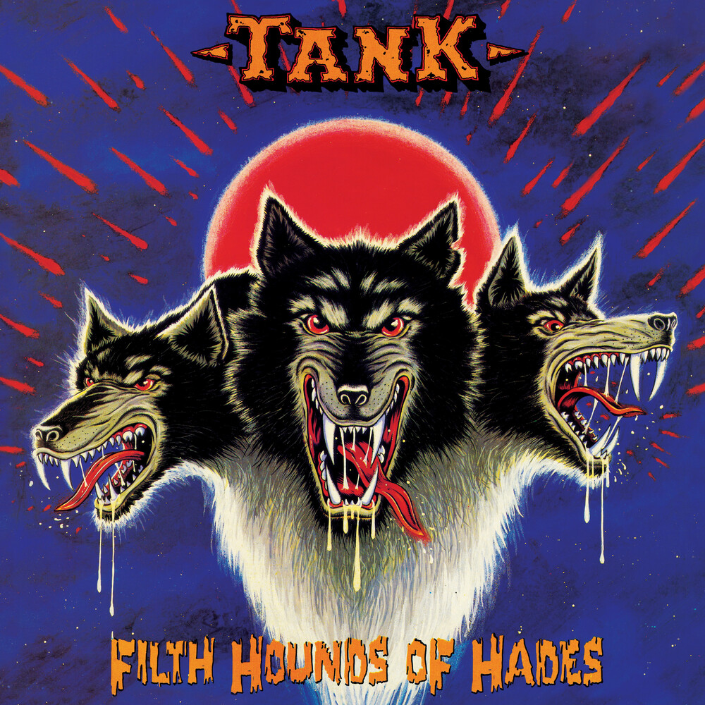 Tank - Filth Hounds Of Hades (Bonus Tracks) [Deluxe] [Reissue]