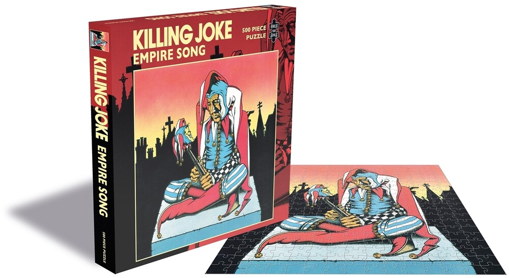 Killing Joke Empire Song (500 Piece Jigsaw Puzzle) - Killing Joke Empire Song (500 Piece Jigsaw Puzzle)