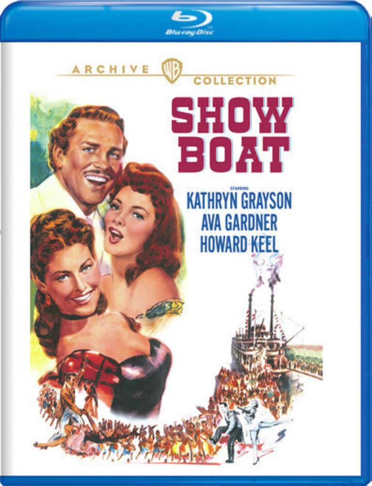 Show Boat (1951) - Show Boat (1951) / (Full Mod Amar Sub)