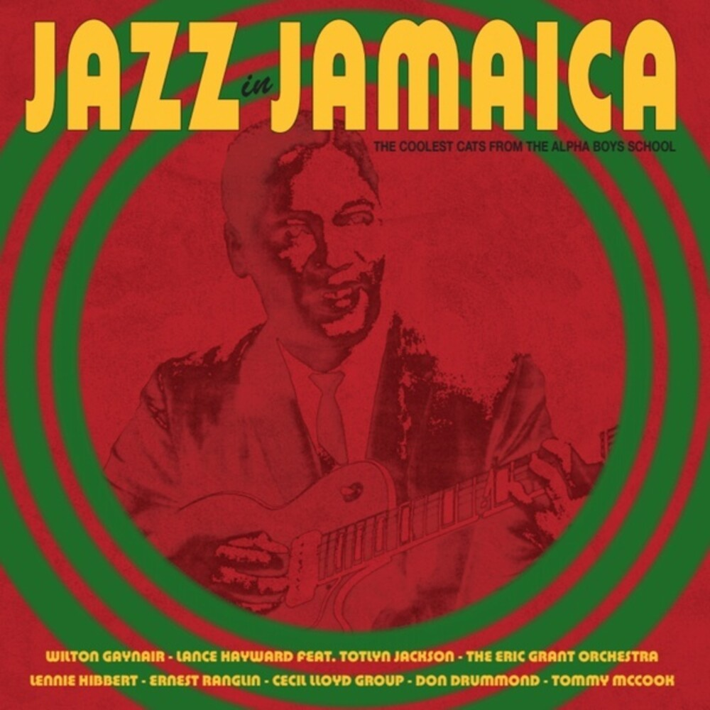 Jazz In Jamaica / Various - Jazz in Jamaica (Various Artists)