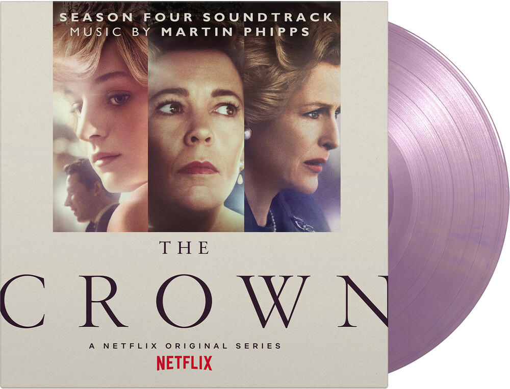 Martin Phipps  (Ltd) (Ogv) (Purp) - The Crown: Season Four (Original Soundtrack)