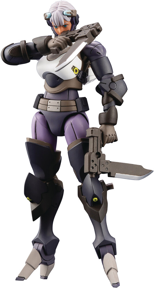 Hexa Gear - Governor Lat Black Babbit - Kotobukiya - HEXA Gear - Governor Lat Black Babbit