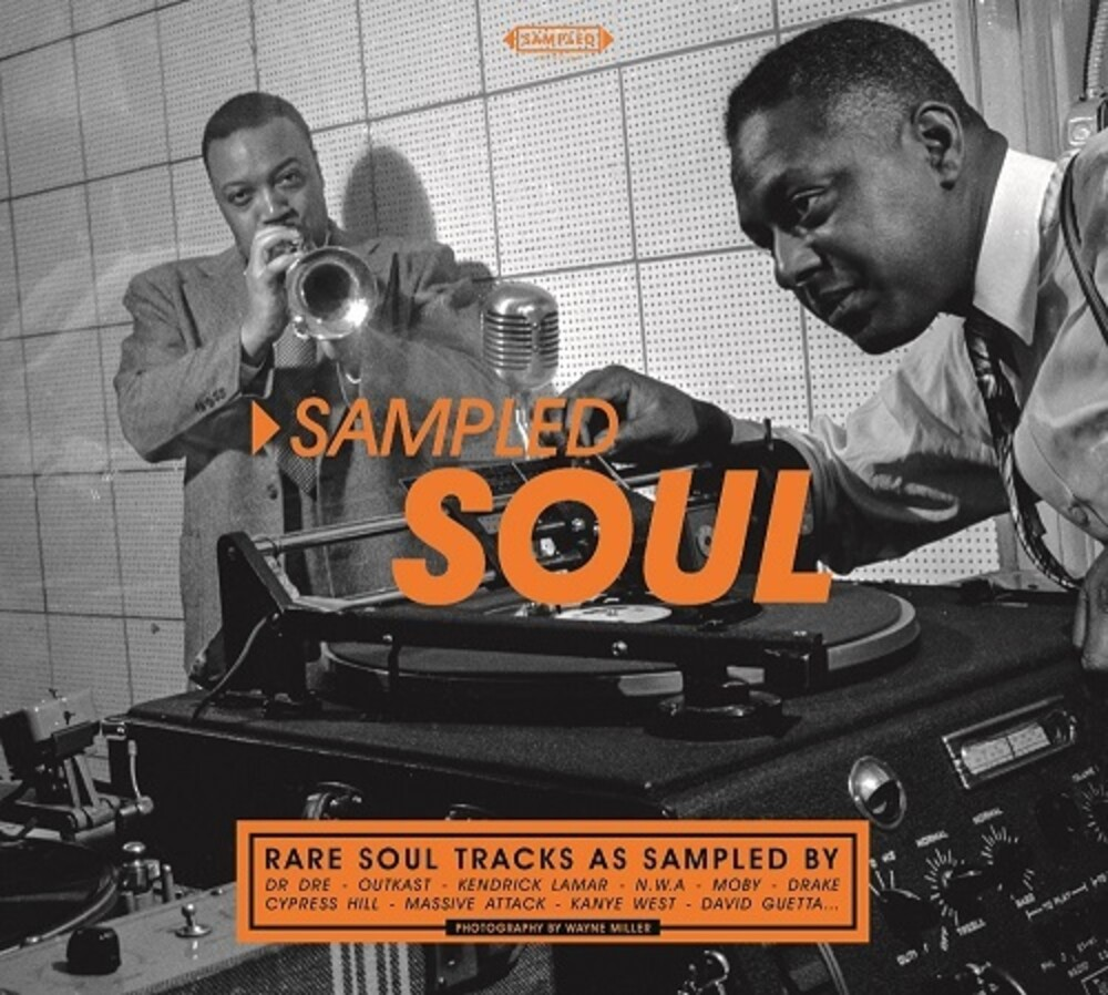 Sampled Soul / Various - Sampled Soul / Various [Digipak] (Fra)