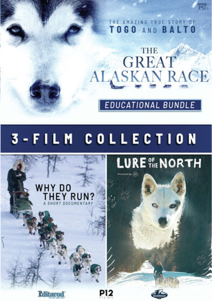 Great Alaskan Race / Lure of the North - Great Alaskan Race / Lure Of The North / (Mod Ac3)