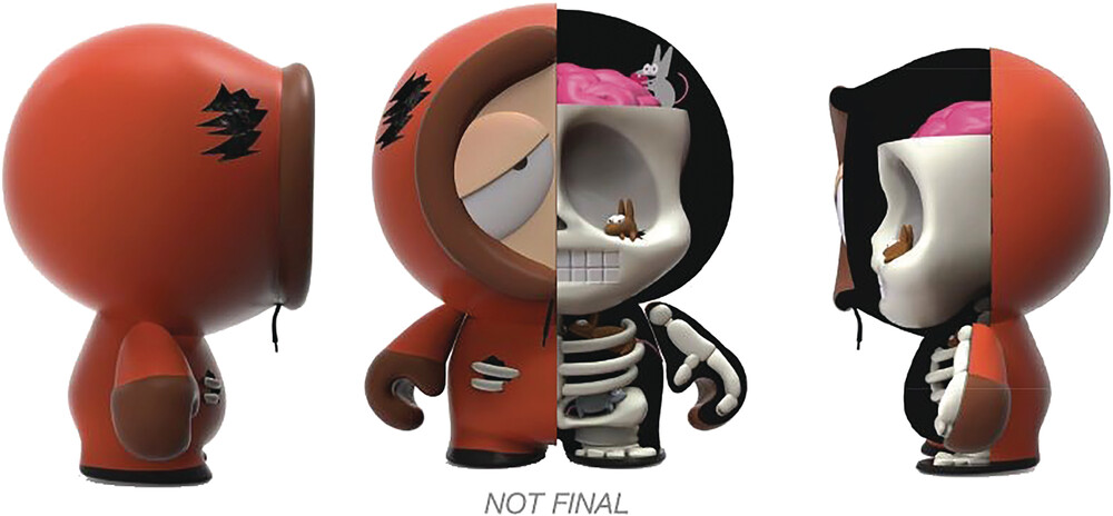 - NECA - South Park Kenny Anatomy 8 Art Figure