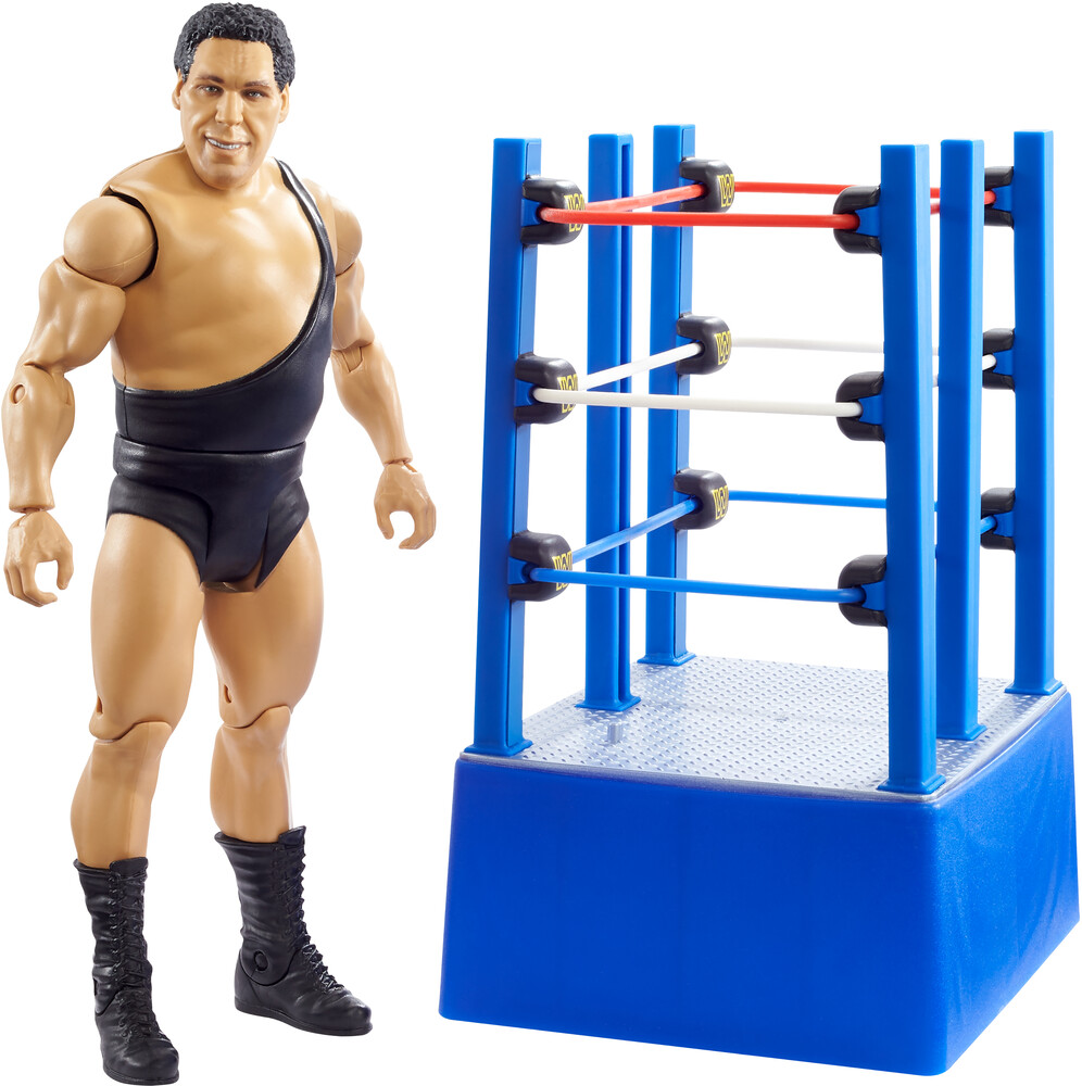 WWE - Mattel Collectible - WWE Wrestlemania Celebration: Andre The Giant