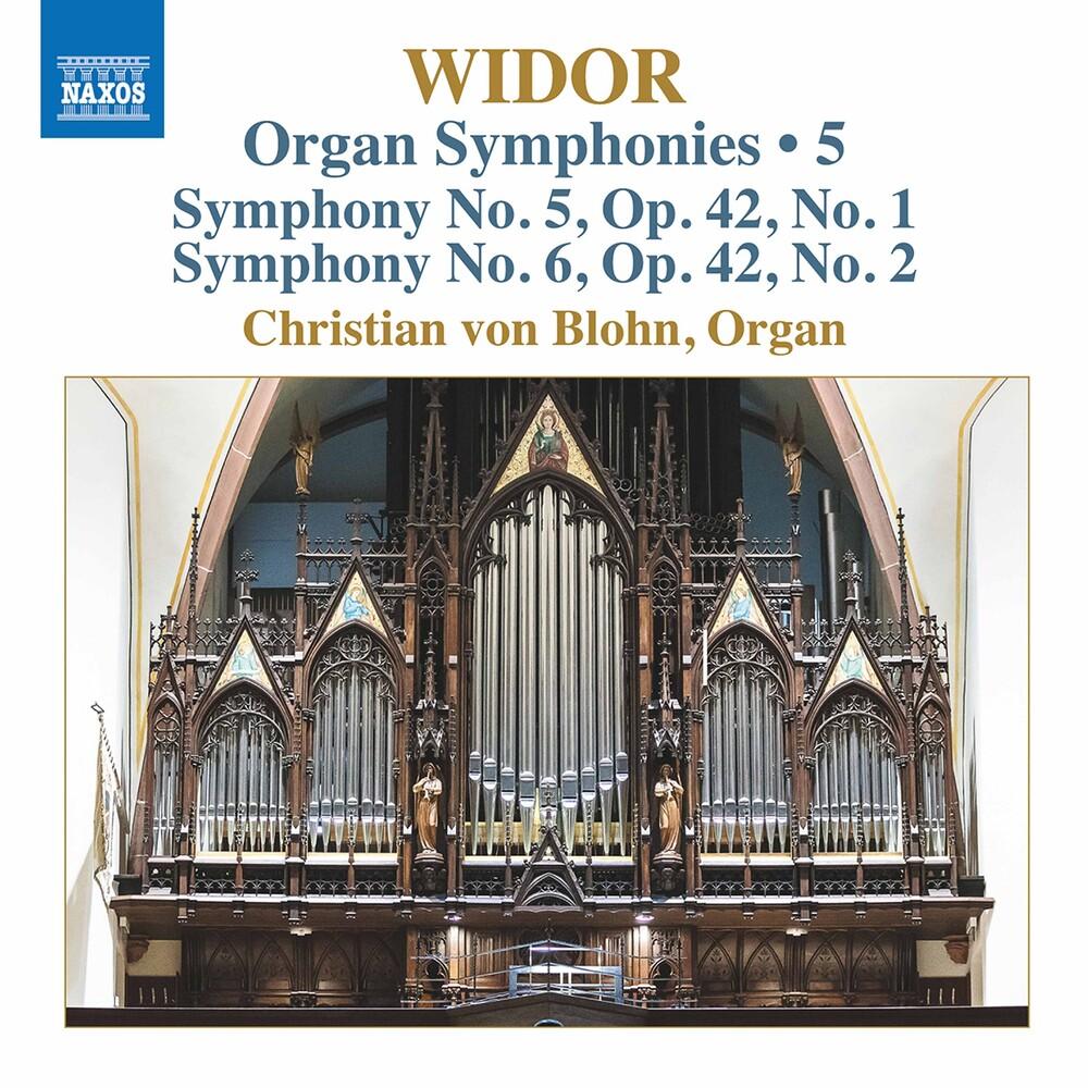 Christian Von Blohn - Organ Symphonies