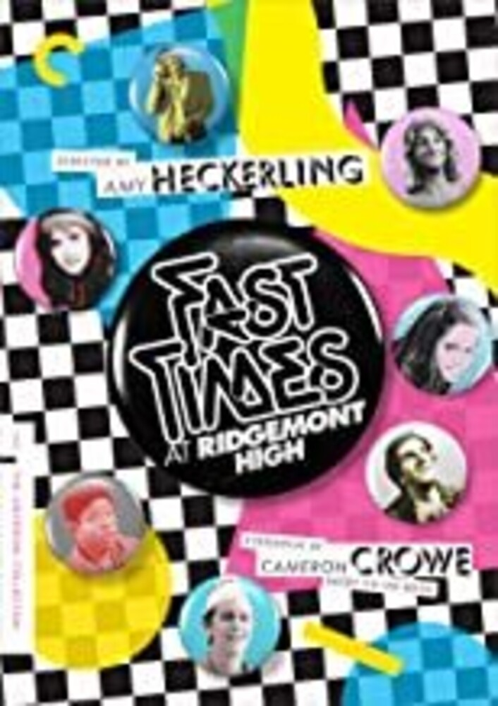 - Fast Times at Ridgemont High (Criterion Collection)