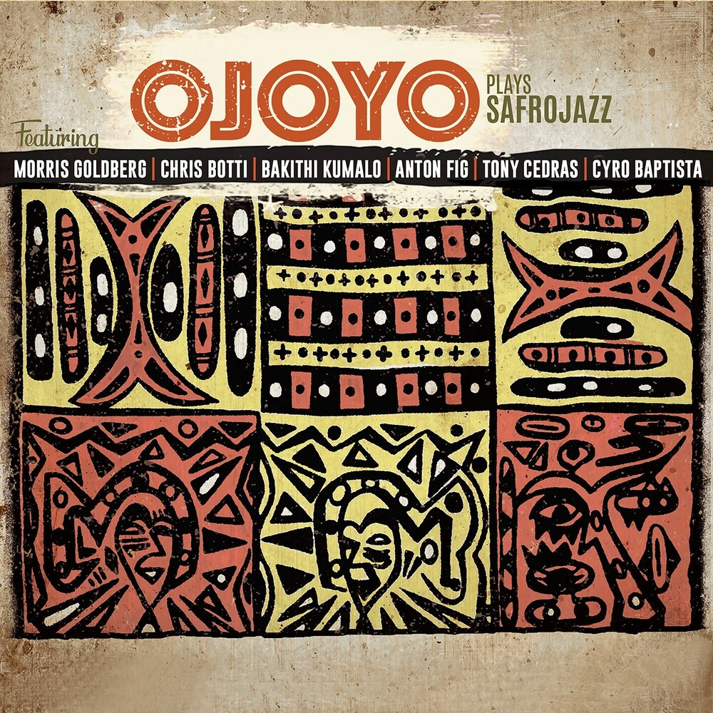 Ojoyo - Plays Safrojazz