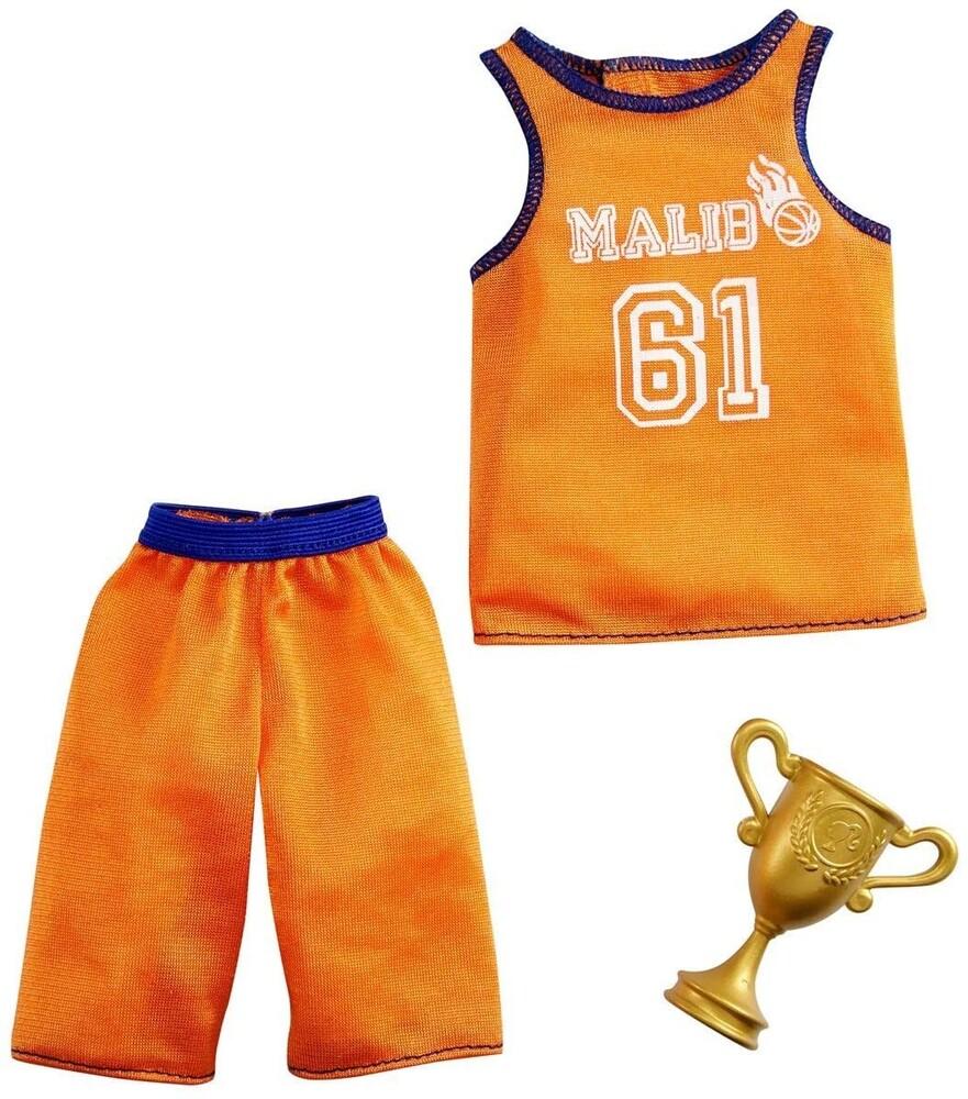 - Mattel - Barbie Ken Basketball Career Fashion