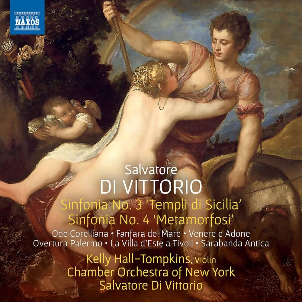Vittorio / Hall-Tompkins / Vittorio - Sinfonia 3 Templi Di Sici