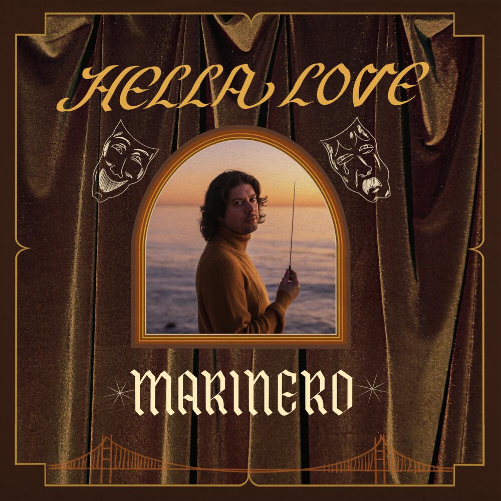 Marinero - Hella Love [Colored Vinyl] (Org)
