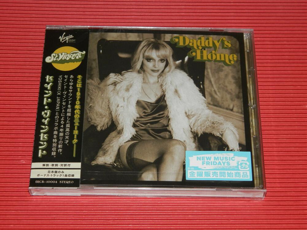 St Vincent - Daddy's Home (Bonus Track) (Jpn)