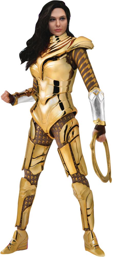 - Wonder Woman 1984 Dah-026 Dynamic 8-Ction Golden A